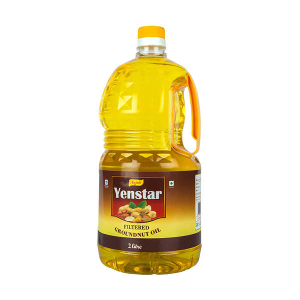 Yenstar Groundnut oil manufacturer
