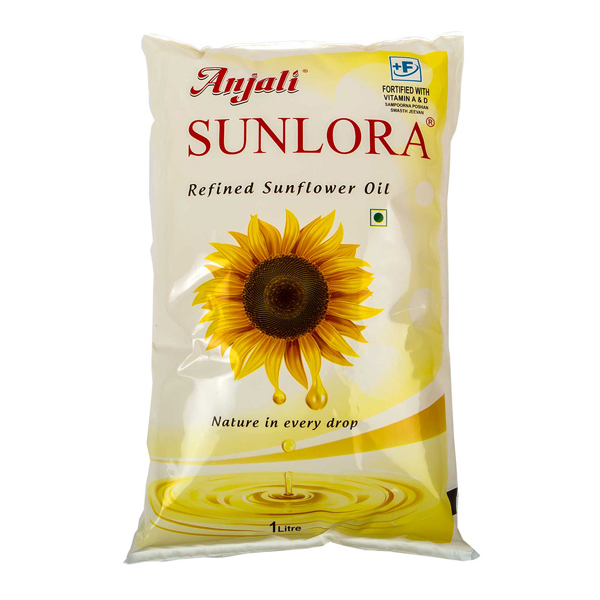 sunlora sunflower oil